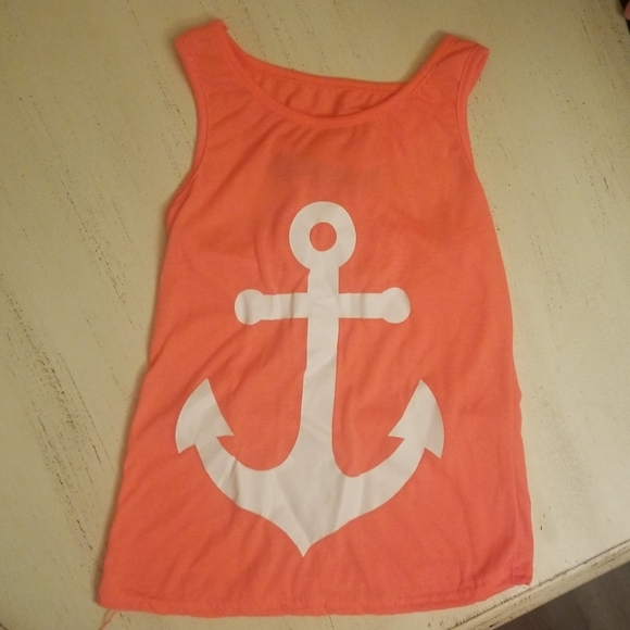 unknown Other - Anchor tank top!